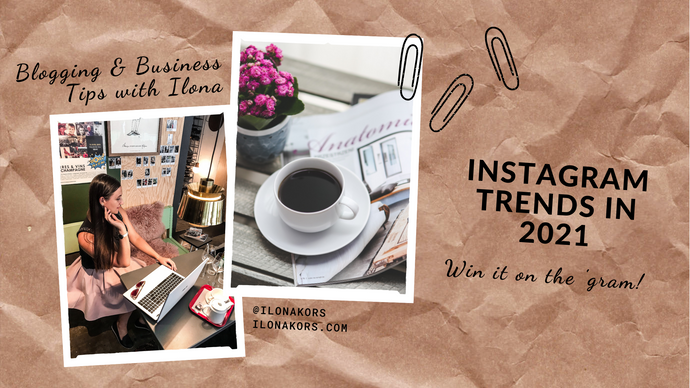 Win It On The 'Gram: Instagram Trends 2021