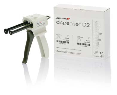 Zhermack Dispenser for PVS Cartridge 50ml 1:1