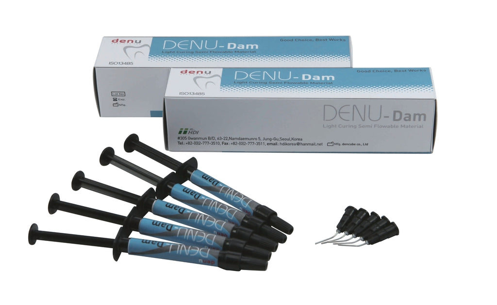 Denu Dam Light Cure Gum-Protecting for Tooth Whitening
