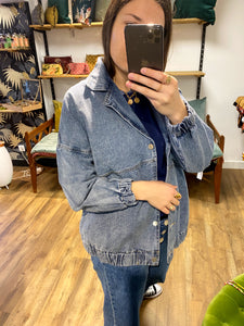 Veste DENIM JACKET - Vilimore
