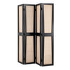 Folding Screen Juliane classic black