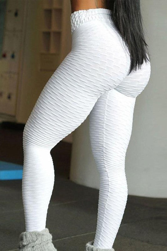 Gains Leggings (White)