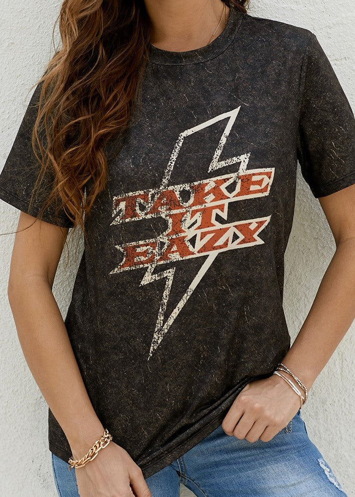 Take It Eazy Graphic Tee
