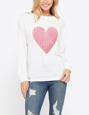 Lonely Heart Sweatshirt