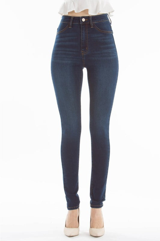 Not Your Average Kan Can Super High Rise Jeans