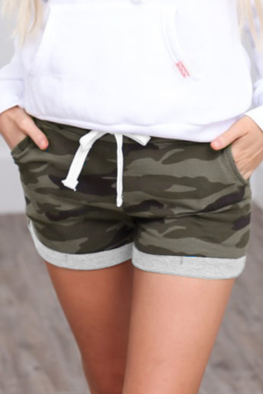 Find Your Love Shorts (Green)