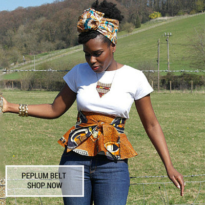 Peplum Belts