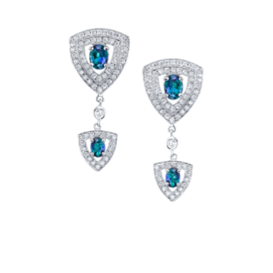 ALEXANDRITE EARRINGS