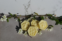 Load image into Gallery viewer, Hand made Cocoa Calendula Citrus Lotion Bar