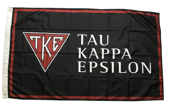 Tau Kappa Epsilon Tradition Flag