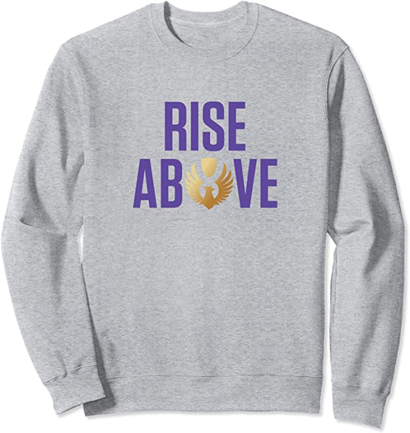 Sigma Alpha Epsilon Graphic Crewneck | Rise Above