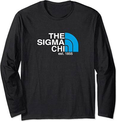 Sigma Chi Graphic Long Sleeve | The North