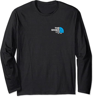 Sigma Chi Graphic Long Sleeve | The North LC