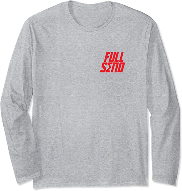 Sigma Pi Graphic Long Sleeve | Full Send