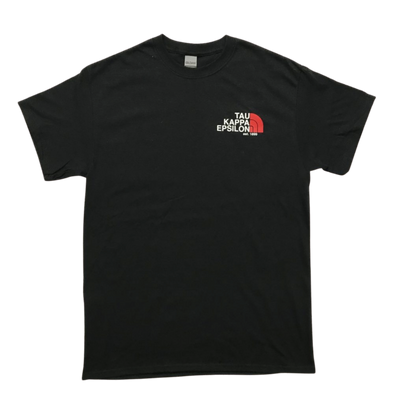 Tau Kappa Epsilon Graphic T-Shirt |  North Face