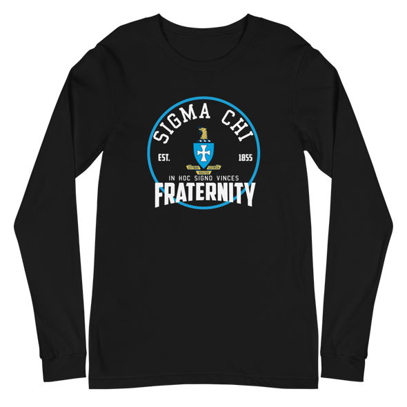Sigma Chi Graphic Long Sleeve | All Collegiate