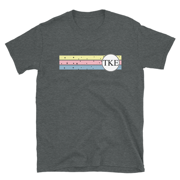 Tau Kappa Epsilon Graphic T-Shirt | Taffy Skies
