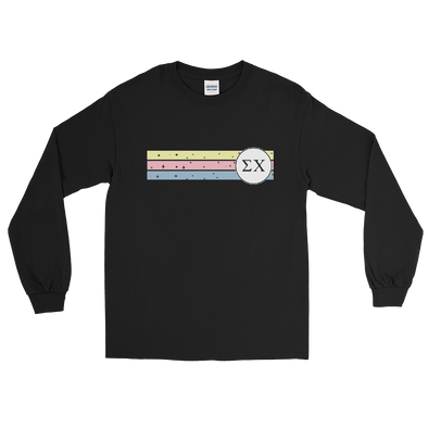 Sigma Chi Graphic Long Sleeve | Taffy Skies