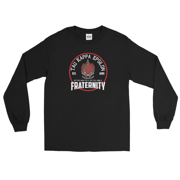 Tau Kappa Epsilon Graphic Long Sleeve | Collegiate Classic