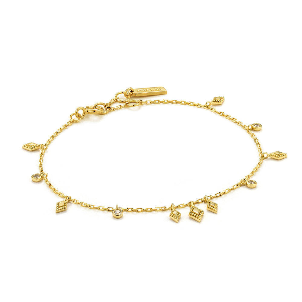 Load image into Gallery viewer, Gold Bohemia Bracelet