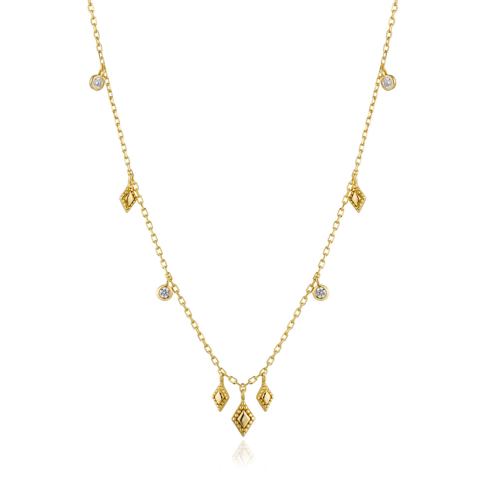 Gold Bohemia Necklace
