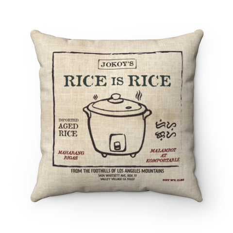 Rice Cooker Pillow