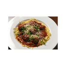 Load image into Gallery viewer, Traditional Spaghetti and Meatballs For 4