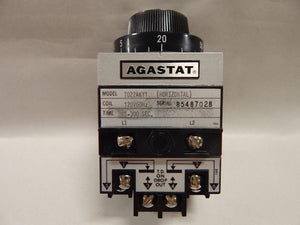 AGASTAT   7022AKY1     Time Delay Relay 120VAC 1 - 300 seconds  TE Connectivity