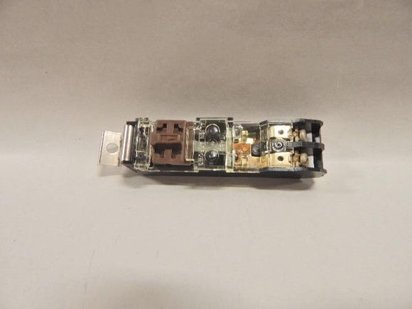 Allen Bradley   595-A     1 NO Auxiliary Contact Size 0-5