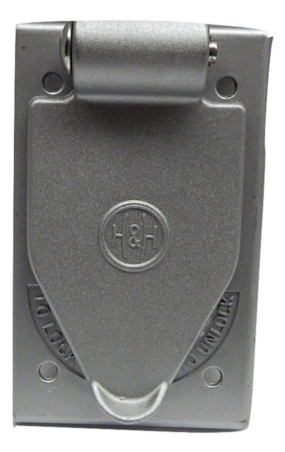 Bryant   23007     Self-Closing Cast Aluminum Plate w Lift Cover and Gasket