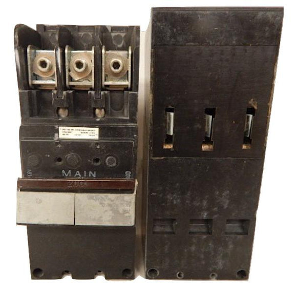 Bryant   BJ3200     3 Pole 200 Amp 240 Volt Plug-On Circuit Breaker