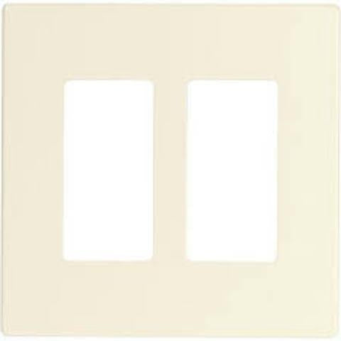 COOPER WIRING DEVICES   9522DS     ASPIRE 2 GANG MID SIZE WALLPLATE DESERT SAND