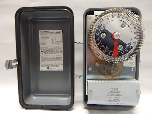 CUTLER HAMMER   CHEM1015R4     SPDT 15 MIN OPERATIONS NEMA 3R 480V