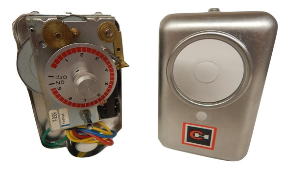 CUTLER HAMMER   CHJW102     CYCLE REPEATER TIMER 10 MIN SPST 15A 208-240V
