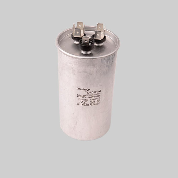 DIVERSITECH   4JR0560     60  5uF 440V MR Capacitor Round