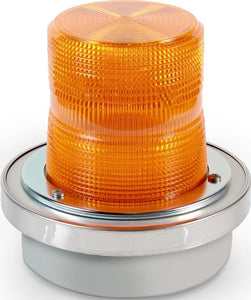 Edwards_Signaling___50A-N5-40WH_____Flashing_Light_Amber_120VAC_5060_Hz_30Amp_