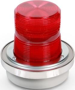 Edwards_Signaling___50R-N5-40WH_____Flashing_Light_Red_120VAC_5060Hz_30Amp