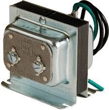 Edwards_Signaling___591_____Transformer_120V_60Hz_Primary_16V_10VA_Secondary