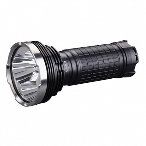 FENIX   TK75     LED FLASHLIGHT BLACK MAX 2900 LUMENS
