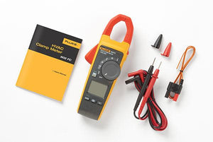 FLUKE   902FC     TRUE-RMS HVAC CLAMP METER