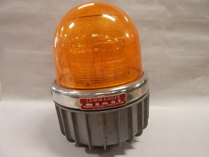 Federal Signal   371DST-120A     Double Flash Strobe Amber 120VAC
