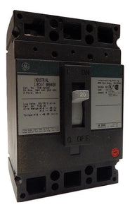 General Electric   TEB132020WL     3 Pole 20 Amp 240V Molded Case Circuit Breaker