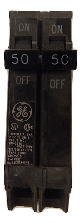 General_Electric___THQP250_____50A_2P_Plug_In_GE_Circuit_Breaker