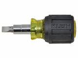 KLEIN   32561     STUBBY MULTI-BIT SCREWDRIVER / NUT DRIVER