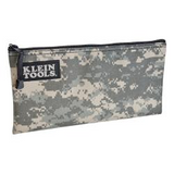 KLEIN   5139C     CAMOUFLAGE ZIPPER BAG