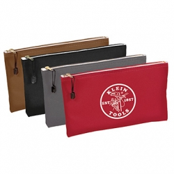 KLEIN   5141     ZIPPER BAGS - CANVAS 4-PACK