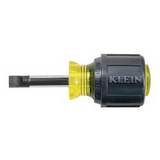 "KLEIN   600-1     CABINET-TIP 5/16"" (6 mm) SCREWDRIVER 1-1/2"" (38 mm)"