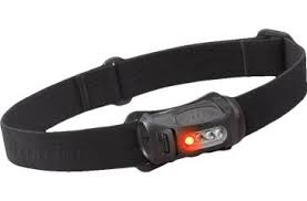 PRINCETON TEC   FRED-BK     HEADLAMP BLACK 45 LUMENS