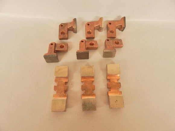 Square D   9998FA-82     3 Pole Size 4 Contact Kit