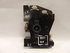 Square D   9999SX-7     1 N.C. Electrical Interlock for Size 00-7